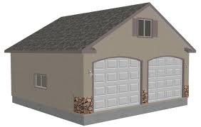 Detached Garage With Apartment American Garage Plans 6 Car Two Bay Garage Plans Detached Garage