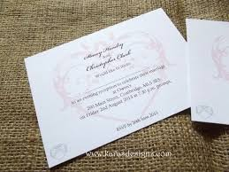 wedding invitations calgary flat wedding invites