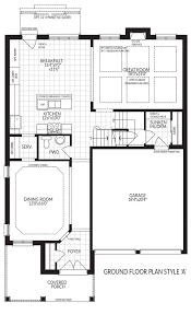 Gas Station Floor Plans Windsor 2680 Sq Ft Lakeview Homes