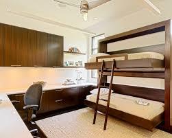 Murphy Bunk Bed Houzz - In wall bunk beds