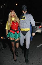 Cheech Chong Halloween Costumes Paris Hilton U2013 Batman Robin Couples Costumes