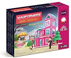 black friday target magformers magformers sweet house set 64 piece only 46 99 was 99 99