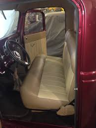 Vintage Ford Truck Seat Covers - car u0026 boat interior repair in spring city pa fc mobile restoration