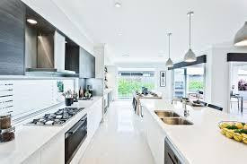 modern kitchen doors in polytec char oak ravine modern kitchen