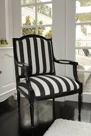 Black And White Striped Accent Chair Great Black And White Striped Accent Chair Black And White Stripe