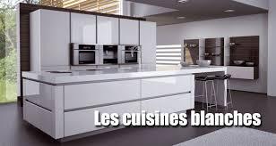 cuisine blanches le des cuisines acheter sa cuisine sans se tromper