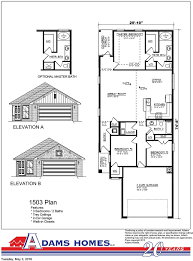 bermuda lakes adams homes