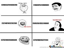 Memes Facebook Chat - rmx facebook chat codes for rage faces by madainker meme center
