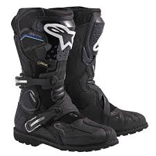 long road moto boot toucan gore tex boot alpinestars