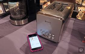 English Toaster The World Now Has A Smart Toaster