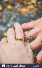 ring marriage finger husband and with marriage wedding rings on fingers