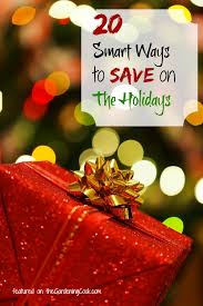 tips to save during the holidays frugal entertaining