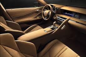 lexus wagon interior 15 things you didn u0027t know about the 2018 lexus lc 500