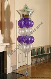 Balloons On Sticks Centerpiece by Best 10 Balloon Decorations Ideas On Pinterest Balloon