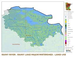 Lake Vermilion Map Rainy River Rainy Lake Minnesota Nutrient Data Portal