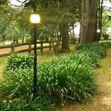 garden lamp post ws lights lights ebay