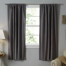 Amazon Living Room Curtains by Curtain Magnificent Room Darkening Curtains For Appealing Home