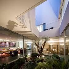 10 plant filled homes from dezeen u0027s pinterest boards indoor