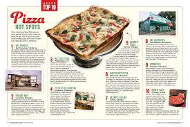 Ent Mural Cuisine Paula Deen S Top 10 Places Pizza Cook