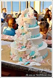 beachy wedding cakes wedding cake wedding inspiration usabride