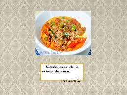 en cuisine avec la cuisine thaïe