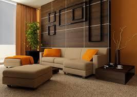 Orange Living Room Design Home Design - Orange living room design