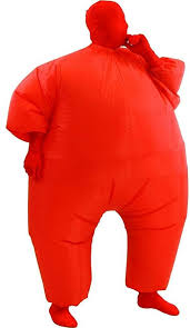 Inflatable Halloween Costumes Amazon Inflatable Chub Suit Costume Clothing