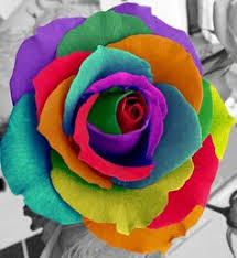 multicolored roses seymour botanicals faux roses and ranunculus centerpiece in