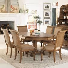 American Drew Dining Room Furniture American Drew Grand Isle 7 Island Inspired Single Pedestal