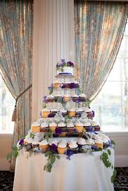wedding cake cupcakes wedding cupcake cake tower the bake works
