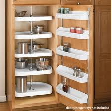 Best Cabinet Accessories Images On Pinterest Kitchen Ideas - Kitchen cabinet shelving