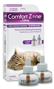 Comfort Zone With Feliway Comfort Zone With Feliway Product Review My Psycho Cat