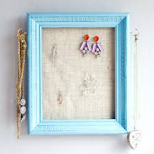 picture frame jewelry organizer popsugar smart living