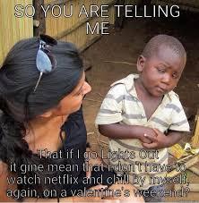 Meme Loftin - skeptical third world kid memes quickmeme