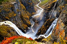 famous waterfalls in the world top 10 waterfalls in norway norway travel guide