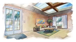 conceptualizing interior designs in photoshop pluralsight