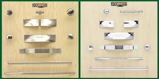 Kitchen Cabinet Hardware Pictures by Liberty Kitchen Cabinet Hardware Geometric Collection