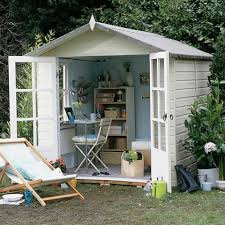 she sheds are the new man caves and here u0027s how to make one she