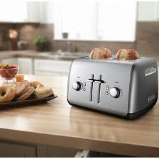 Toaster With Clear Sides Kitchenaid 4 Slice Toaster Target
