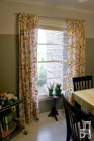 dining room drapes ideas top dining room bay window curtain ideas