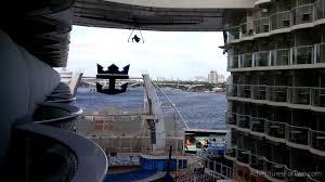 inside balcony room on oasis of the seas cruise ship royal