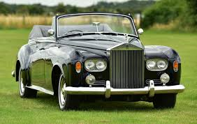 rolls royce vintage convertible classic cars for sale