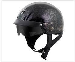 scorpion motocross helmets scorpion exo c110 azalea helmet review minimalistic helmet with