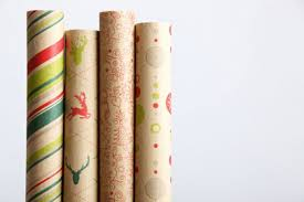 recyclable wrapping paper it is easy being green eco friendly gift wrap ideas