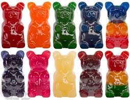 u0027s largest gummy bear 5 pound gummi bear