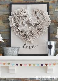 Valentine Decorating Ideas For Tables by Best 25 Valentine Decorations Ideas On Pinterest Diy Valentine