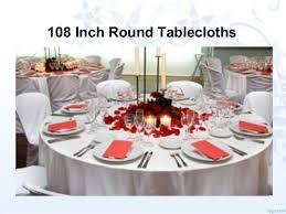 tablecloths wedding table linens