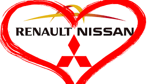 mitsubishi emblem mitsubishi to become part of the renault nissan alliance news