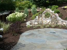 Rock Water Features For The Garden by Water Features Waterfalls Pondless Waterfalls Transcending
