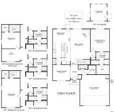 southern plantation home floor plans